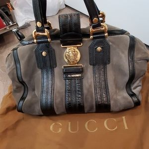 GUCCI LIMITED EDITION Large Aviatrix Boston Bag